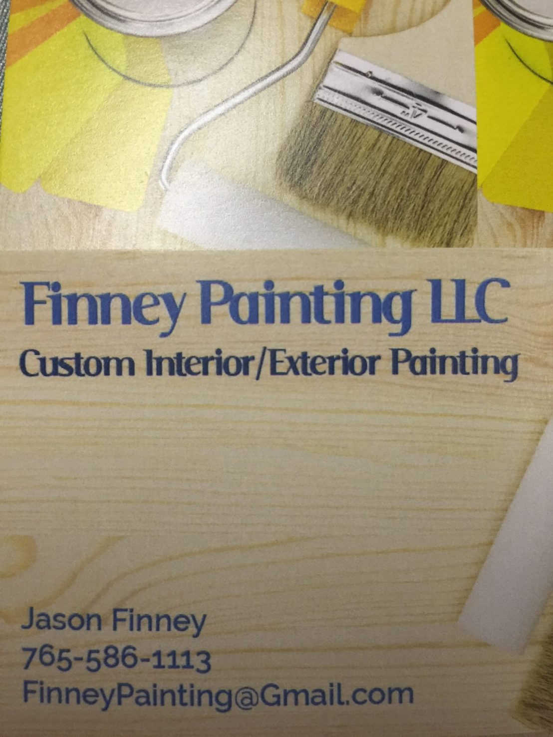 Finney Painting